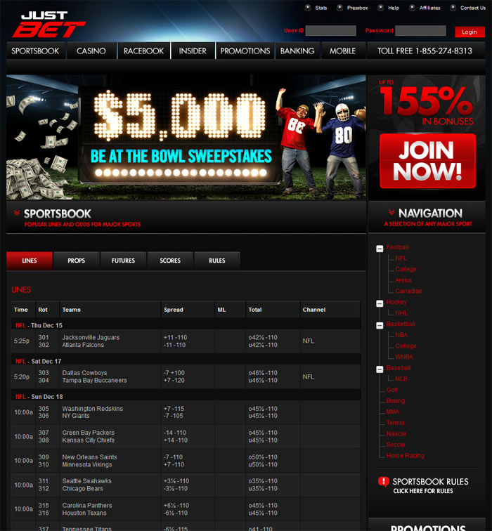 Justbet Phone Number